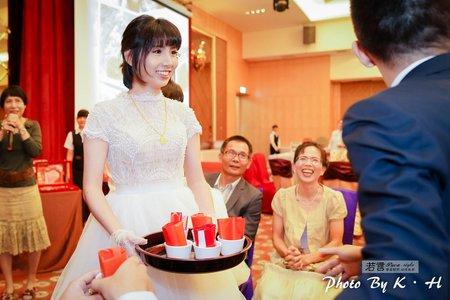 新娘(宇珊)婚宴