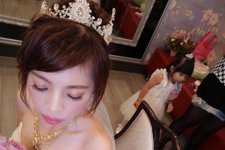 新娘(余芳)婚宴