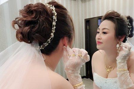 新娘(琬琳)婚宴