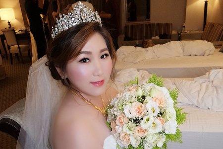 新娘(育津)結婚宴