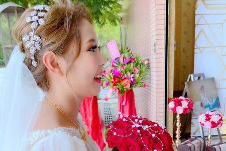 新娘(岑末)婚宴
