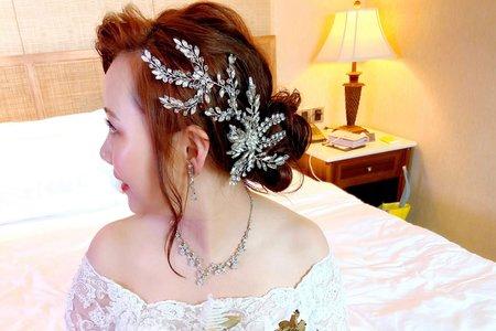 新娘(小潔)婚宴