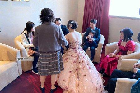 新娘(馨儀)婚宴