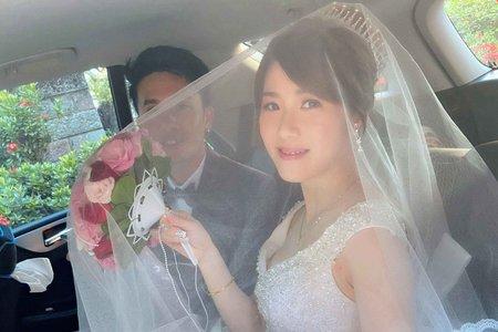 新娘(花兒)婚宴-白紗造型