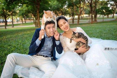 新娘(雅泓)自助婚紗