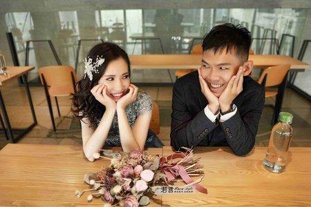 新娘(亮亮)自助婚紗
