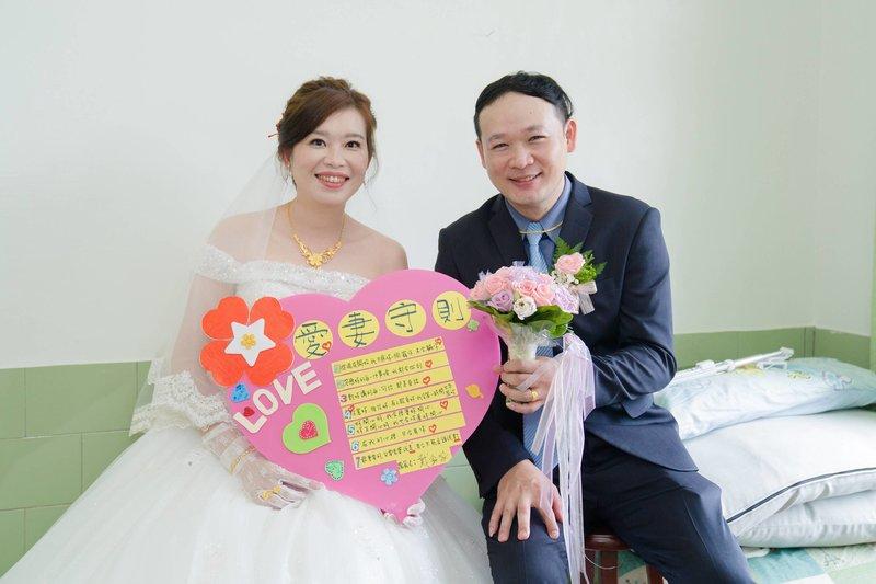 新娘秘書+婚禮攝影 🎈包套優惠🎈作品