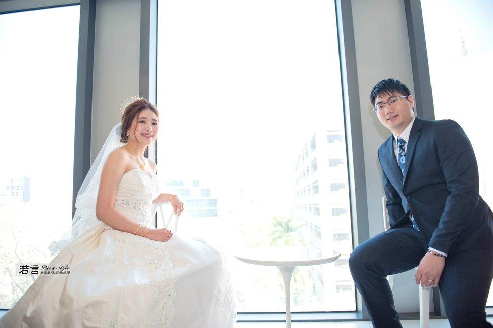 DSC_0387 - 若言造型團隊《結婚吧》