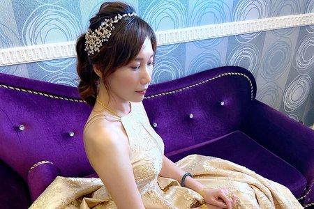 新娘(小燕)婚宴-訂結同日