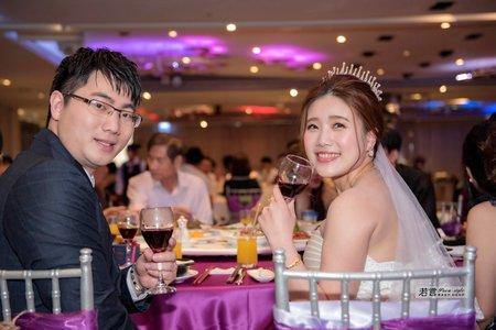 新娘(奕汝)婚宴