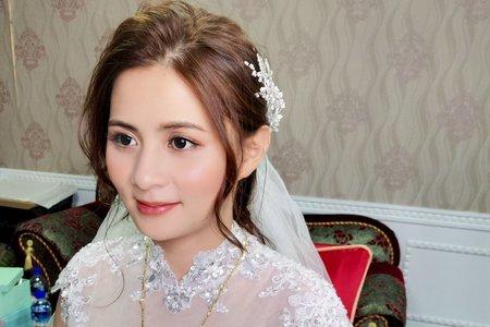 新娘雅竹婚宴