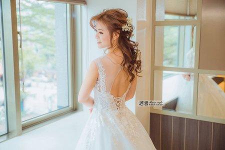 新娘巧惠結婚宴