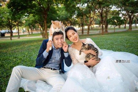 韓式自助婚紗