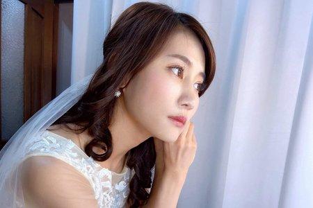 韓式自然妝髮