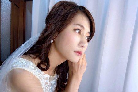 [韓式清透]-自然妝髮