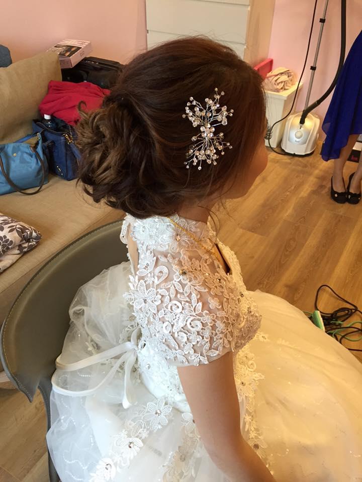 訂結儀式造型(編號:196643) - Miffy 新娘秘書.《結婚吧》