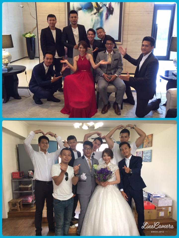 訂結儀式造型(編號:196645) - Miffy 新娘秘書.《結婚吧》