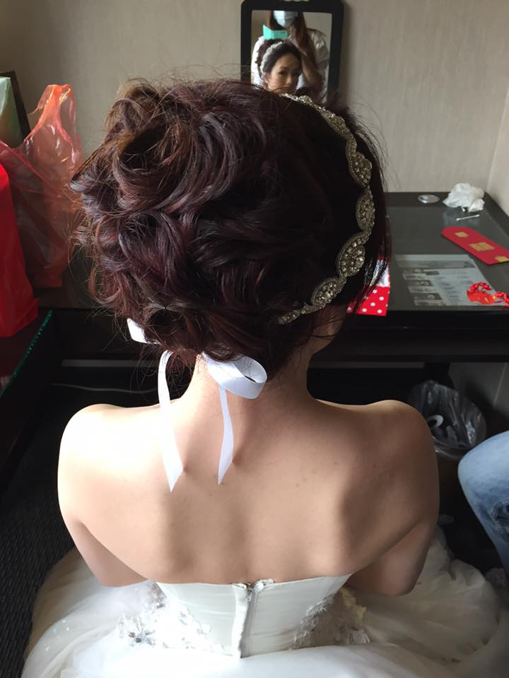 整體造型 新娘秘書(編號:196655) - Miffy 新娘秘書.《結婚吧》