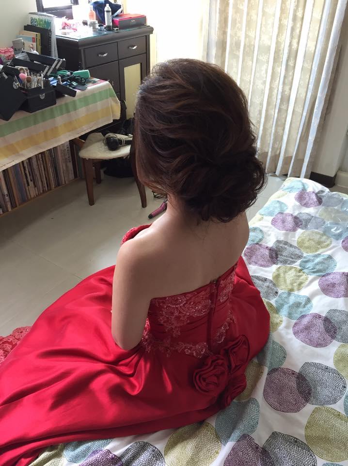 整體造型 新娘秘書(編號:196657) - Miffy 新娘秘書.《結婚吧》