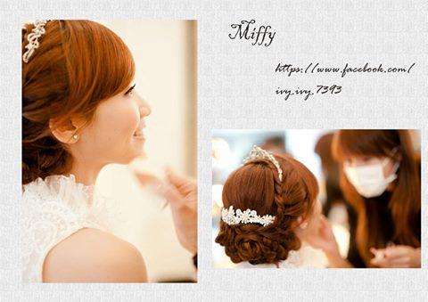 髮型創作 新娘秘書(編號:196658) - Miffy 新娘秘書.《結婚吧》