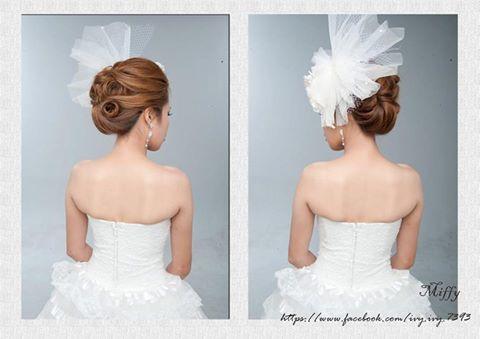 髮型創作 新娘秘書(編號:196659) - Miffy 新娘秘書.《結婚吧》