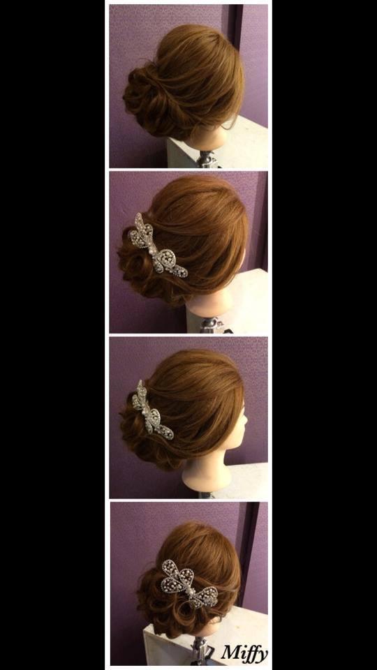 髮型創作 新娘秘書(編號:196661) - Miffy 新娘秘書.《結婚吧》