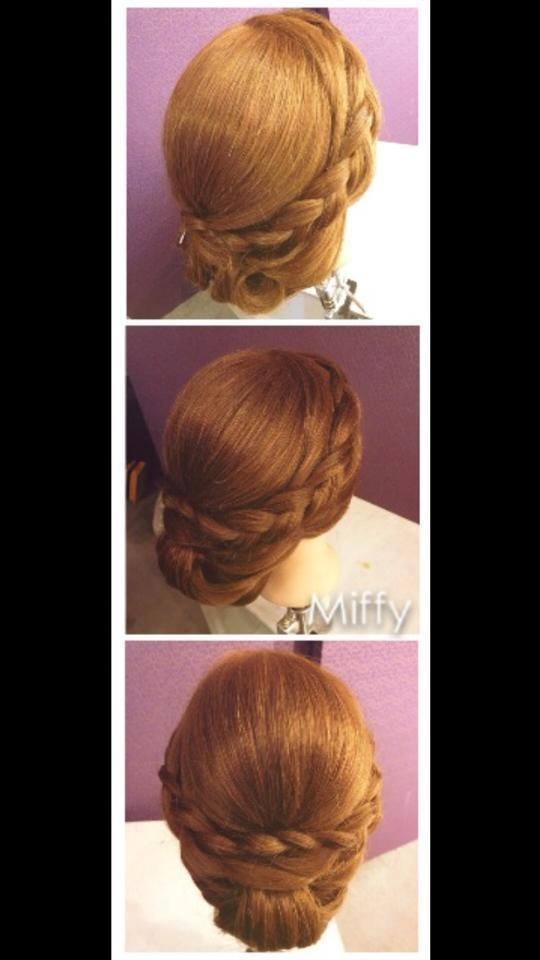 髮型創作 新娘秘書(編號:196662) - Miffy 新娘秘書.《結婚吧》
