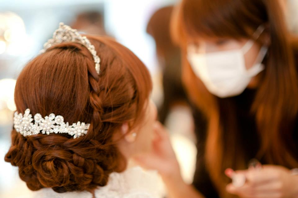 髮型創作 新娘秘書(編號:196663) - Miffy 新娘秘書.《結婚吧》