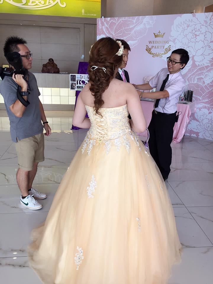 文定喜宴 文文(編號:272145) - Miffy 新娘秘書.《結婚吧》