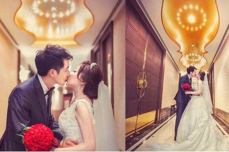 [婚攝] 中崙華漾大飯店 福漾廳 / KK 作品