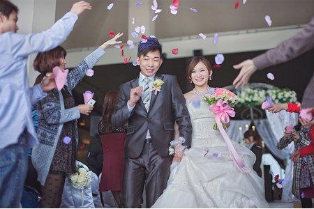 平面婚禮記錄