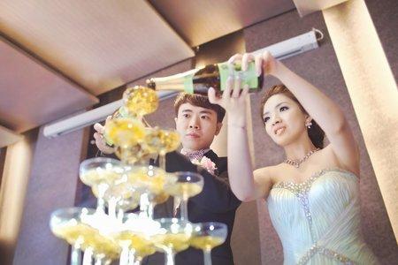 青青食尚花園 證婚宴客 / 婚攝KK