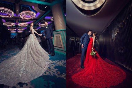 六福萬怡酒店 [ Jefferson & Joy ] 文定婚宴