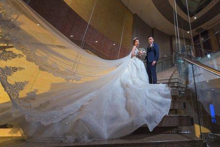 [婚攝] 香格里拉遠東國際大飯店