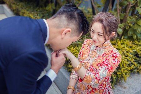 [婚攝] 林口福朋喜來登