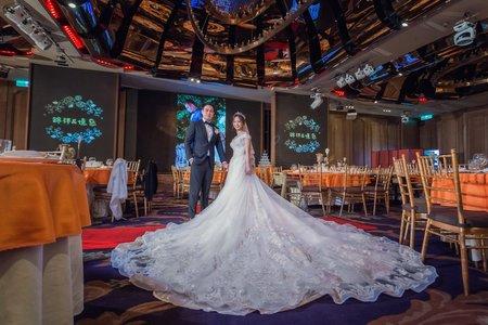 [婚攝]新莊頤品大飯店-婚禮宴客