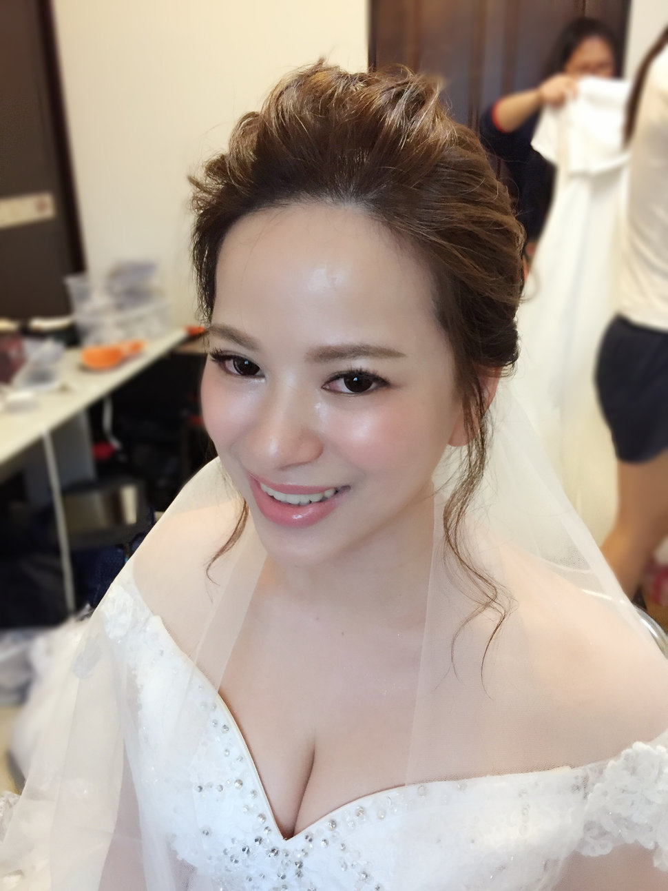 IMG_8595 - 幫您 Bonnie make up《結婚吧》