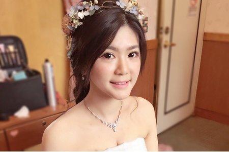 新娘造型單妝髮服務
