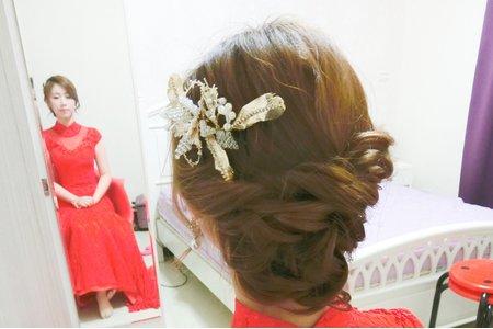 文訂儀式旗袍造型