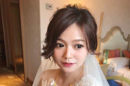 台北新秘(歐華酒店)婚禮當日