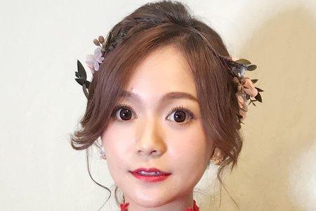 乾燥/不凋花(婚宴日造型)