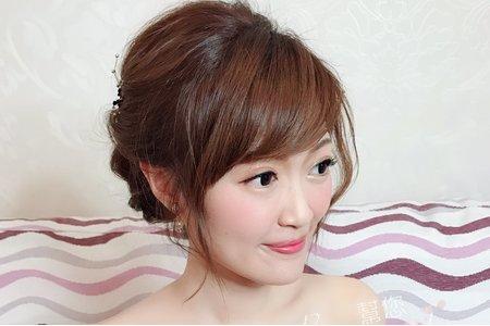 桃園青青風車文訂當日造型/中壢新秘幫您Bonnie/桃園台北新竹宜蘭