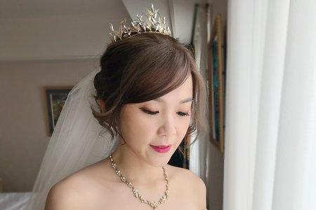 台北歐華酒店/中壢 新秘幫您Bonnie/桃園台北新竹宜蘭