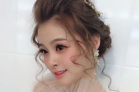 新秘 幫您Bonnie/桃園/台北/宜蘭/新竹