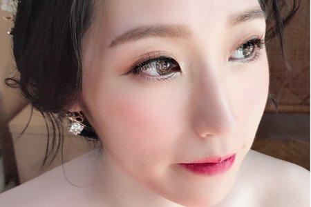 10/29平日 單妝新娘造型新秘幫您Bonnie/桃園/台北/宜蘭/新竹