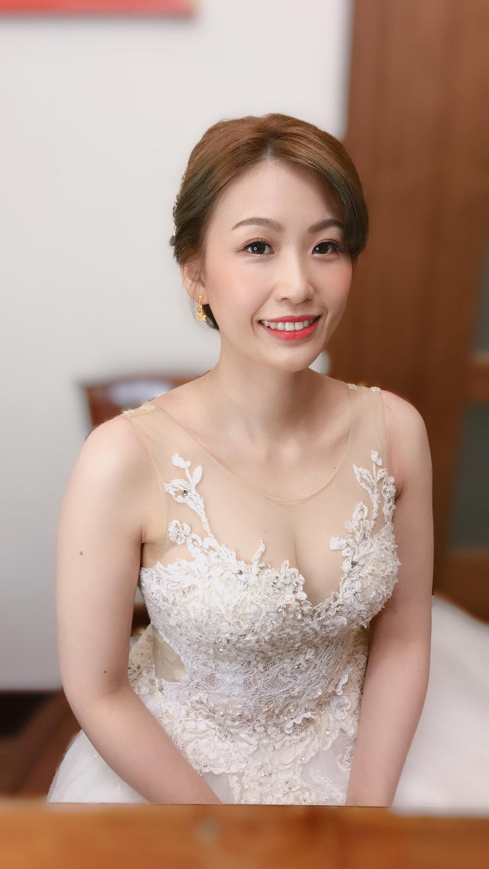 2A3394E6-FDE7-467C-A4CC-BCD3566628ED - 幫您  Bonnie make up《結婚吧》