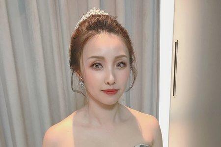 6/28桃園皇家薇庭宴客日進場造型