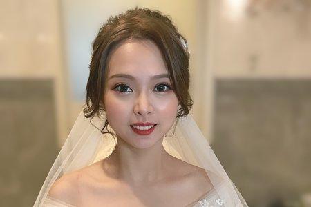 汐止富信飯店婚禮日造型
