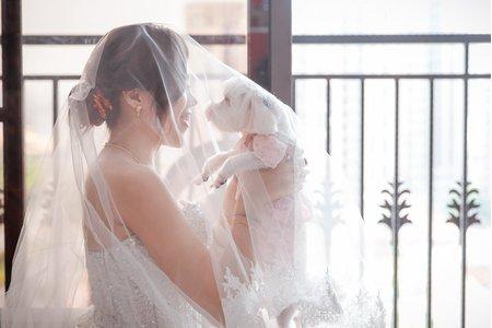 J&L早儀晚宴@台北青青婚宴會館/夏綠蒂廳