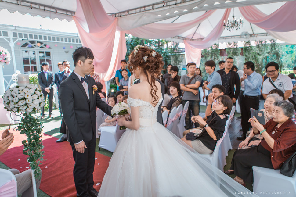 U&M 戶外證婚教堂婚禮@台北青青食尚花園/費加洛教堂(編號:307073) - 婚攝楊康影像Kstudio《結婚吧》